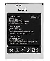 Оригинальный аккумулятор (АКБ, батарея) для Bravis A551 Atlas 2500mAh