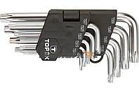 🌟 Набор пятигранных ключей Topex - 9 шт.