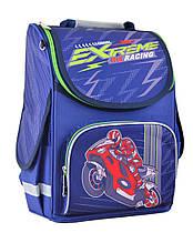 Школьный каркасный рюкзак  PG-11 Extreme racing