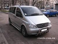 Пассажирские перевозки комфортным микроавтобусом Mercedes Viano