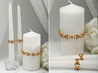 Набор свадебных свечей Jewel