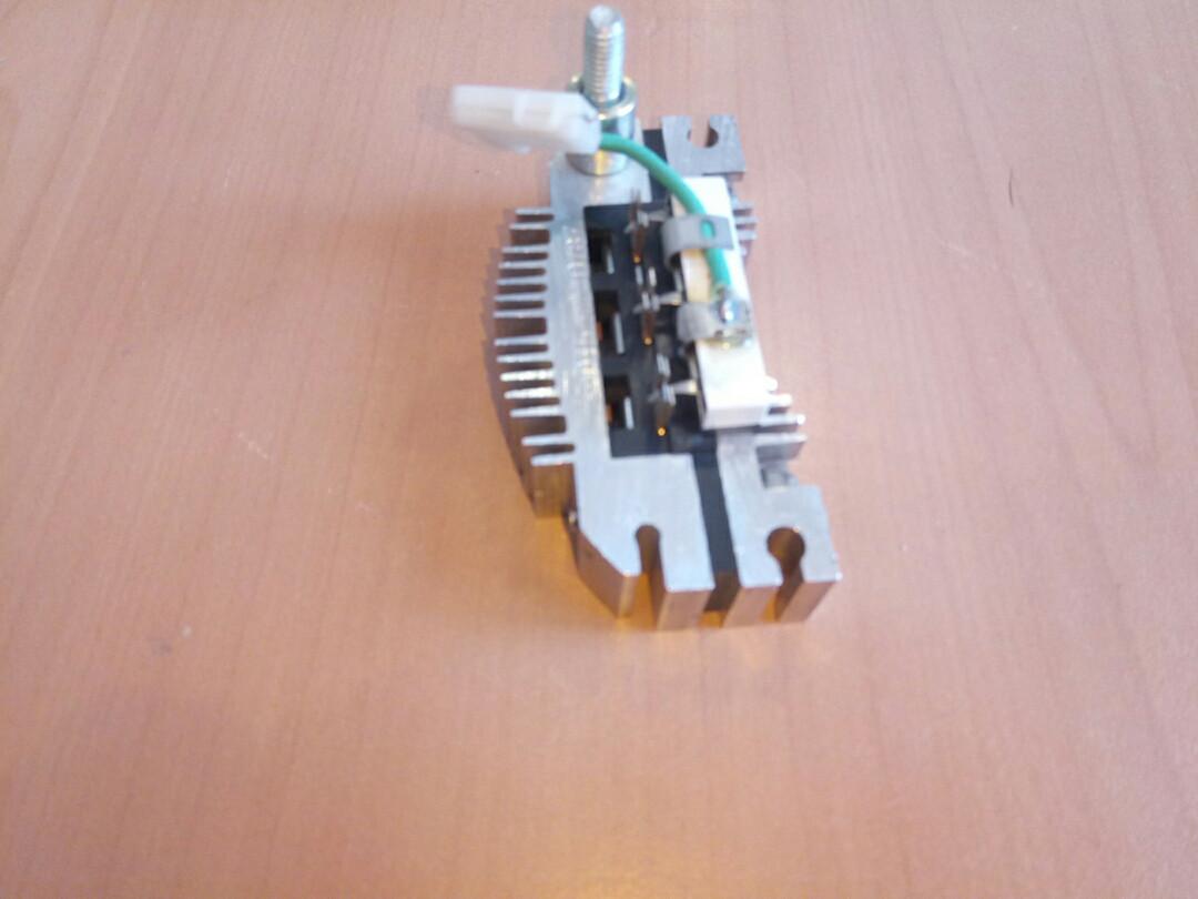 Диодный мост генератора TurboDaily