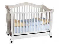 Детская кроватка-диван Glamour Bunny