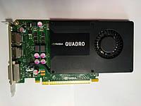 Профессиональная видеокарта Nvidia Quadro К2000