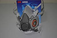 Полумаска 3М 6200