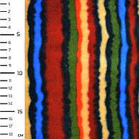 Флис полосы(красную голубой зеленый бежевый черн ) ширина 160 флисовая ткань