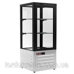 Кондитерский шкаф-витрина R120C Сarboma