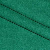 Вареная шерсть пальтовая, ткань лоден, шерстяная для пальто светло зеленый