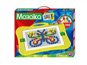 Творчество и рукоделие «Интелком» (2100) Игрушка Мозаика 7, (300 эл.)