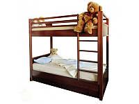 Двухъярусная детская кровать FUNNY BEARS, фото 1