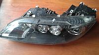 Фара передняя левая (темная рамка) на Mazda 6 (GG/GY) 2003-2007 год, фото 1