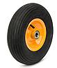 Колесо пневматическое диаметром 330 мм, 4х слойная шина, нагрузка 90кг