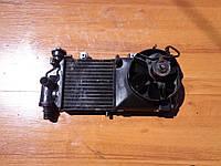 Радиатор + вентилятор BMW F650GS
