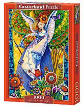 Пазлы 1000 элементов Castorland 103829 Садовый ангел