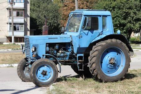 Ремонт трактора МТЗ своими руками