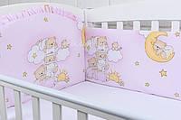 Охранка (защита) в детскую кроватку № 39