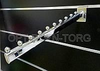 Кронштейн (Флейта) овальная в экономпанель