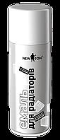 Эмаль для радиаторов NewTon 400 мл белая