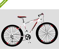 Спортивный велосипед 29 дюймов EB29 SUPREME2.0 A29.2 белый ***