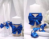 Набор свадебных свечей Passion