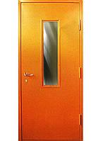 Двери противопожарные EI-30 однопольные с остеклением