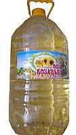 ТМ Козацька олія подсолнечное раф. 10 л