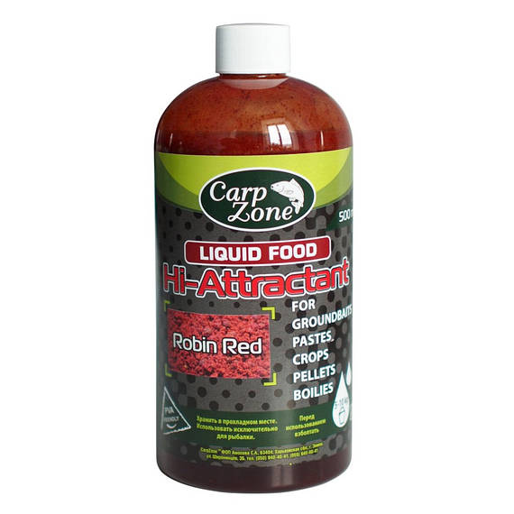 Ликвид Аттрактант Liquid Hi-Attractant Robin Red (Робин Ред)