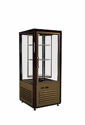Кондитерский шкаф-витрина R120Cвр Сarboma