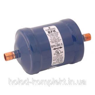 Двунаправленный фильтр-осушитель на жидкостную линию Alco BFK-163, фото 2
