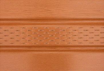 Панель ASKO  перфорированная и без перфорации (золотой дуб) , фото 1