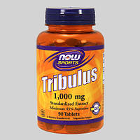 Бустер тестостерона Трибулус Now Foods Tribulus1000 мг (90 таблеток)