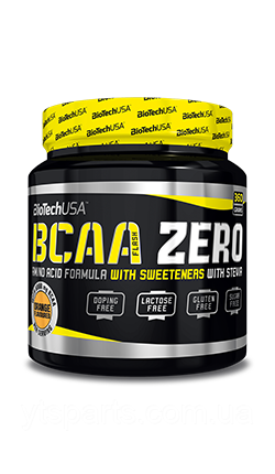 BioTech BCAA Flash ZERO 360 г