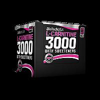 BioTech L-CARNITINE 3000 AMPULE 20 x 25мл