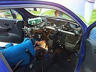 Замена печки KIA Sephia