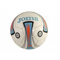 Мяч футбольный №400054/2130 для футзала, бело-голубо-серый, размер 4