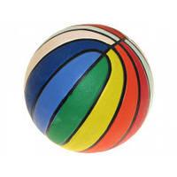 Мяч баскетбольный №7 цветной