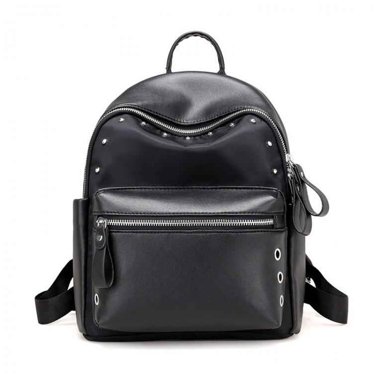Рюкзак женский Hag черный eps-8018