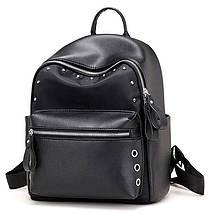 Рюкзак женский Hag черный eps-8018, фото 2