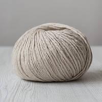 Мериносовая пряжа Piuma (Италия), цвет Песок