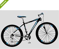 Спортивный велосипед 29 дюймов EB29 SUPREME 1.0 A29.1 черно-синий ***