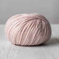 Мериносовая пряжа Piuma (Италия), цвет Розовый Жемчуг