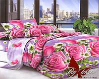 Комплект постельного белья XHY1468 семейный (TAG polycotton sem-451)