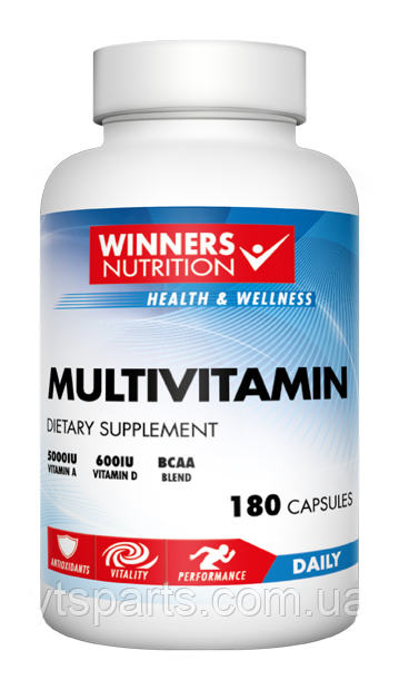 Winners Nutrition MultiVitamin 180caps