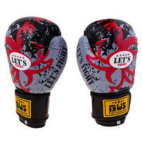 Перчатки бокс. Let'sFight BWS Flex 8oz