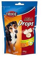 Дропсы для собак молочные  200гр. TRIXIE/ 31623