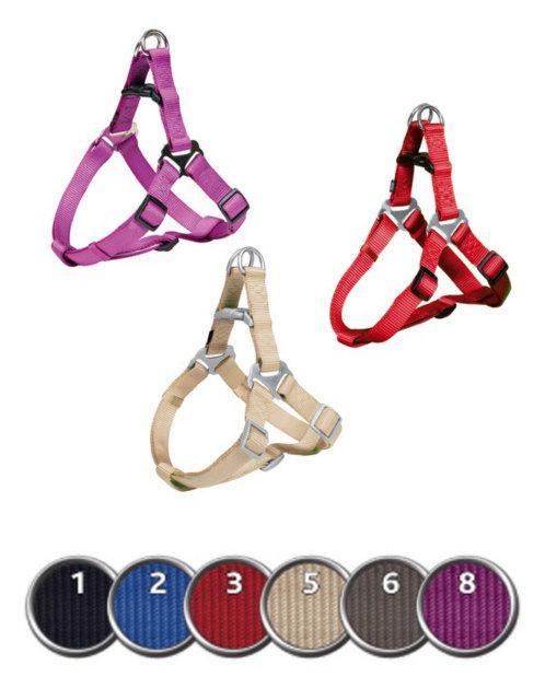 Trixie TX-20440 шлея Premium One Touch для собак (40-50 см / 15 мм ) разных цветов