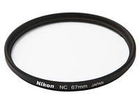 Защитный светофильтр Nikon 67мм NC