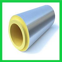 Скорлупа ППУ покрытие фольга (27/40 мм)