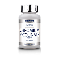 Scitec Nutrition Chromium Picolinate 100 таб.