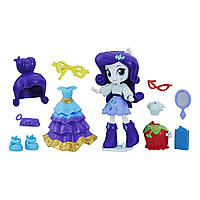 Игровой набор Рарити мини Сменные наряды MLP Equestria Girls Rarity Minis Switch 'n Mix Set